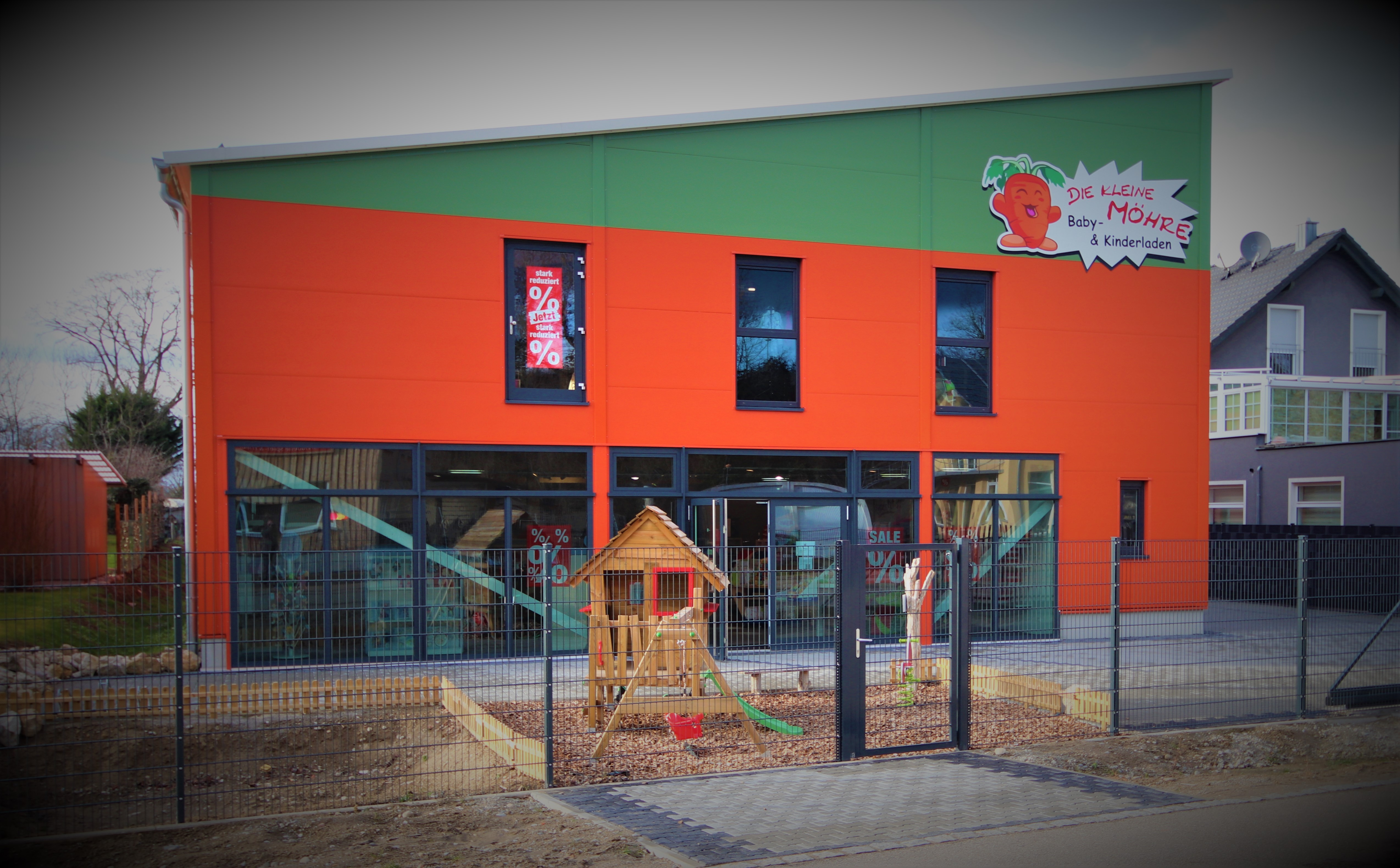 Die kleine Möhre Baby & Kinderladen - Neuware & Second